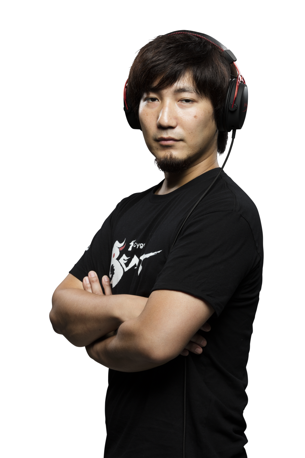 "Daigo ""The Beast"" Umehara - Daigo stands alone as the world's greatest and best known Street Fighter. He has been called the ""Michael Jordan of fighting games"" due to his reputation of superhuman feats, his tremendous star power, and his ability to transcend his athletic career by becoming a global star. His impressive competitive track record spans more than twenty years, featuring multiple EVO wins and three Guinness World Records.His many notable gaming achievements include the staggering"
