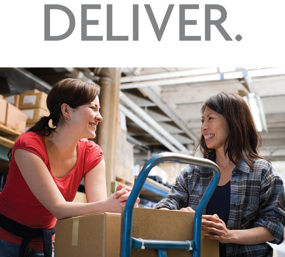 PRODESIGN Team Logistics & Distribution