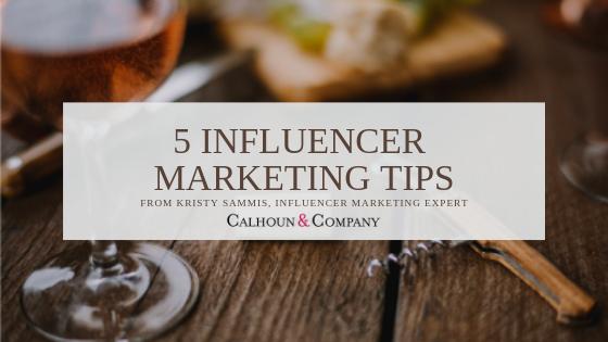 5 Influencer Marketing tips.png