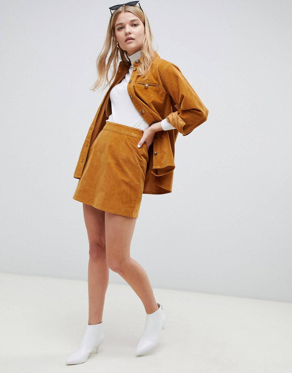 Skirt Cord Set