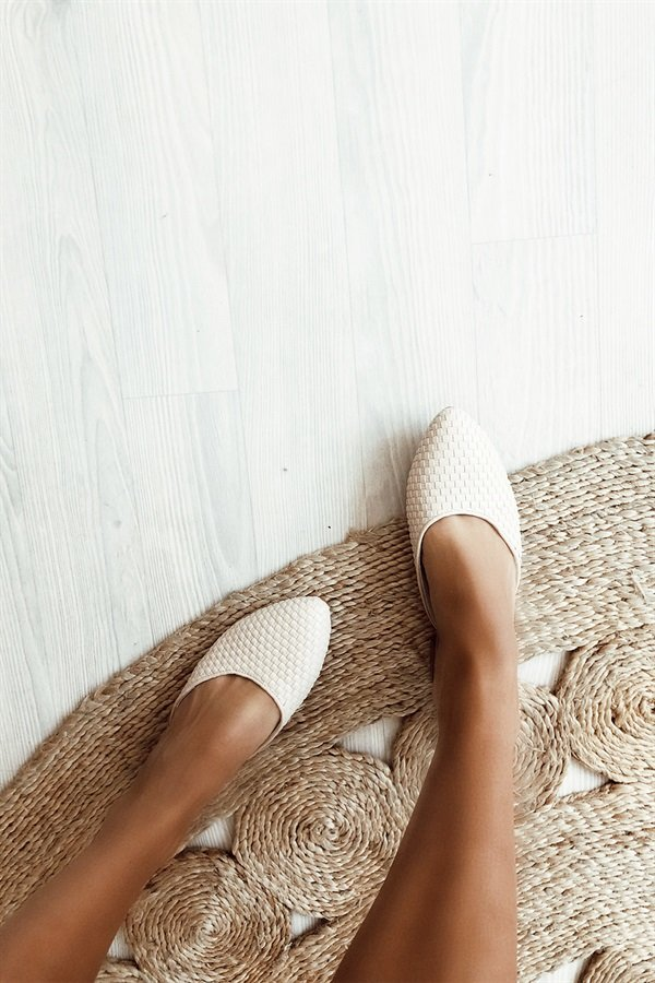 Woven Liv Loafers
