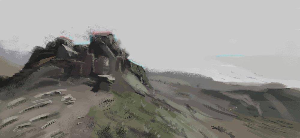 Landscape Virtual Plein Air #06