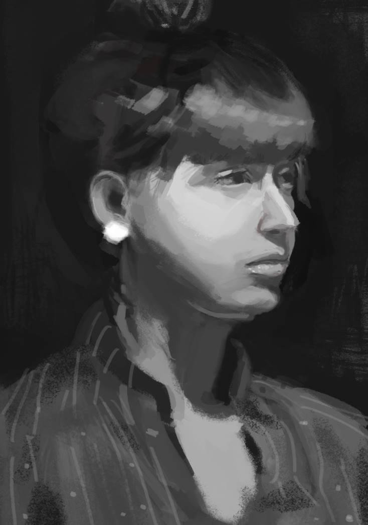 Portrait Study #06