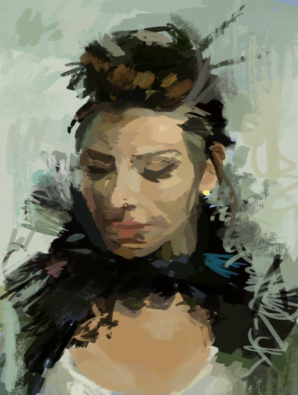 Portrait Study #03