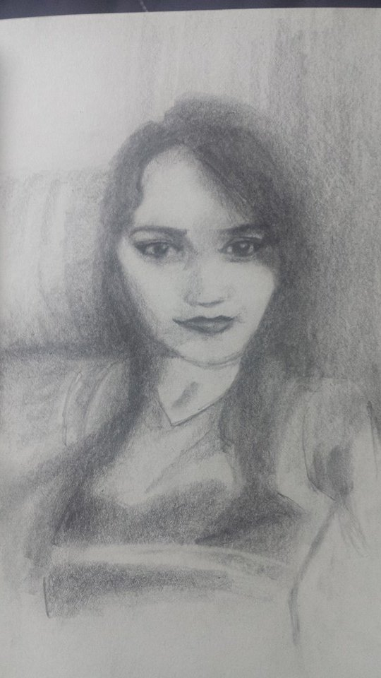 Portrait Sketch #16