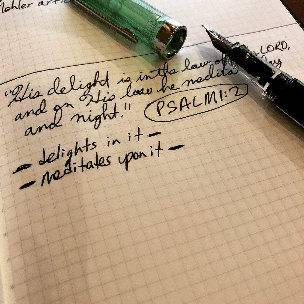 the twsbi Eco - (the almost-perfect starter fountain pen)