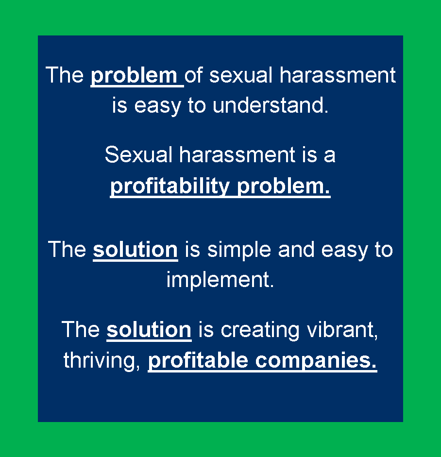 Sexual Harassment Explained: How to Save Money & Increase Profits