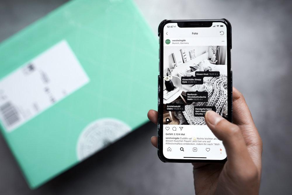 Instagram Shopping ist eines der Social Media Trends von welchen Unternehmen und Online-Shop-Betreiber profitieren können.
