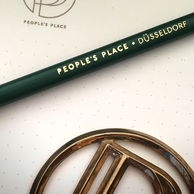 - PEOPLE'S PLACE– BRAND IDENTITY –