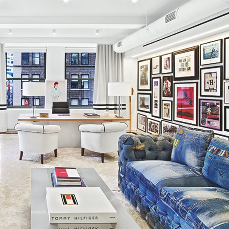 - TOMMY HILFIGER– NYC OFFICE –