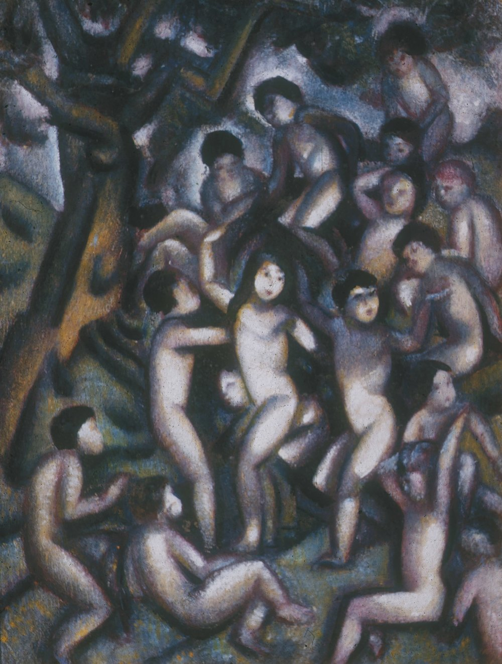 One of Carl Schmitt's imaginative works
