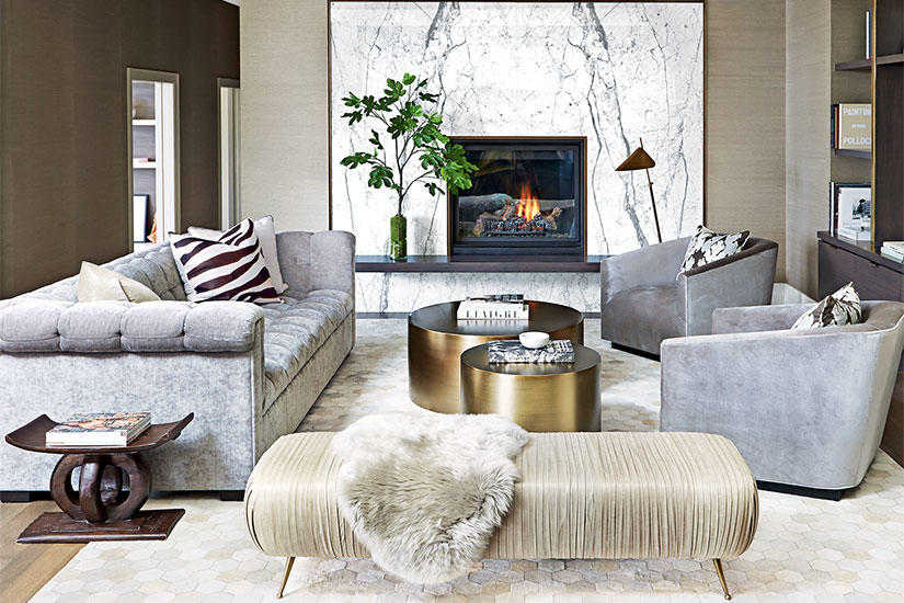 Style at Home – January 2018   A Calgary Home that Features this Years Hottest Trends