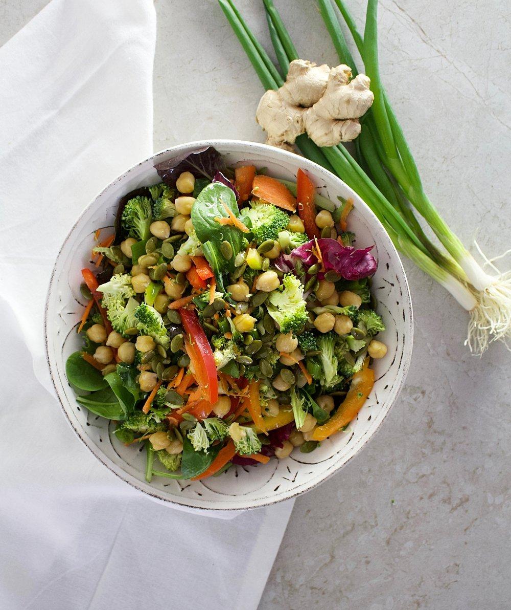 DAO Boosting Salad