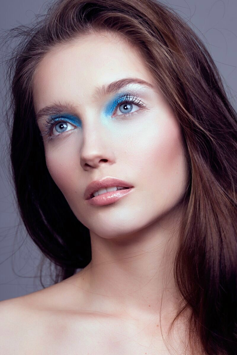 Make-up & Hair : Valentina Becker | Photo : Lynn Theisen (Luxembourg) | Model : Mara Gavril