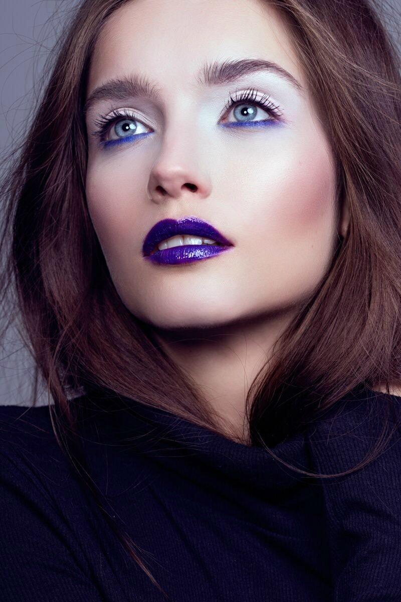 Makeup by Valentina Becker  Photo by Lynn Theisen