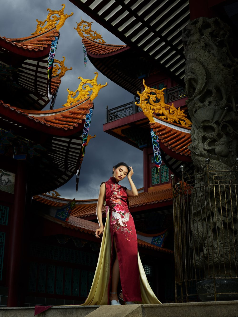 ZENG FENG FEI COLLECTION - FUZHOU, CHINA
