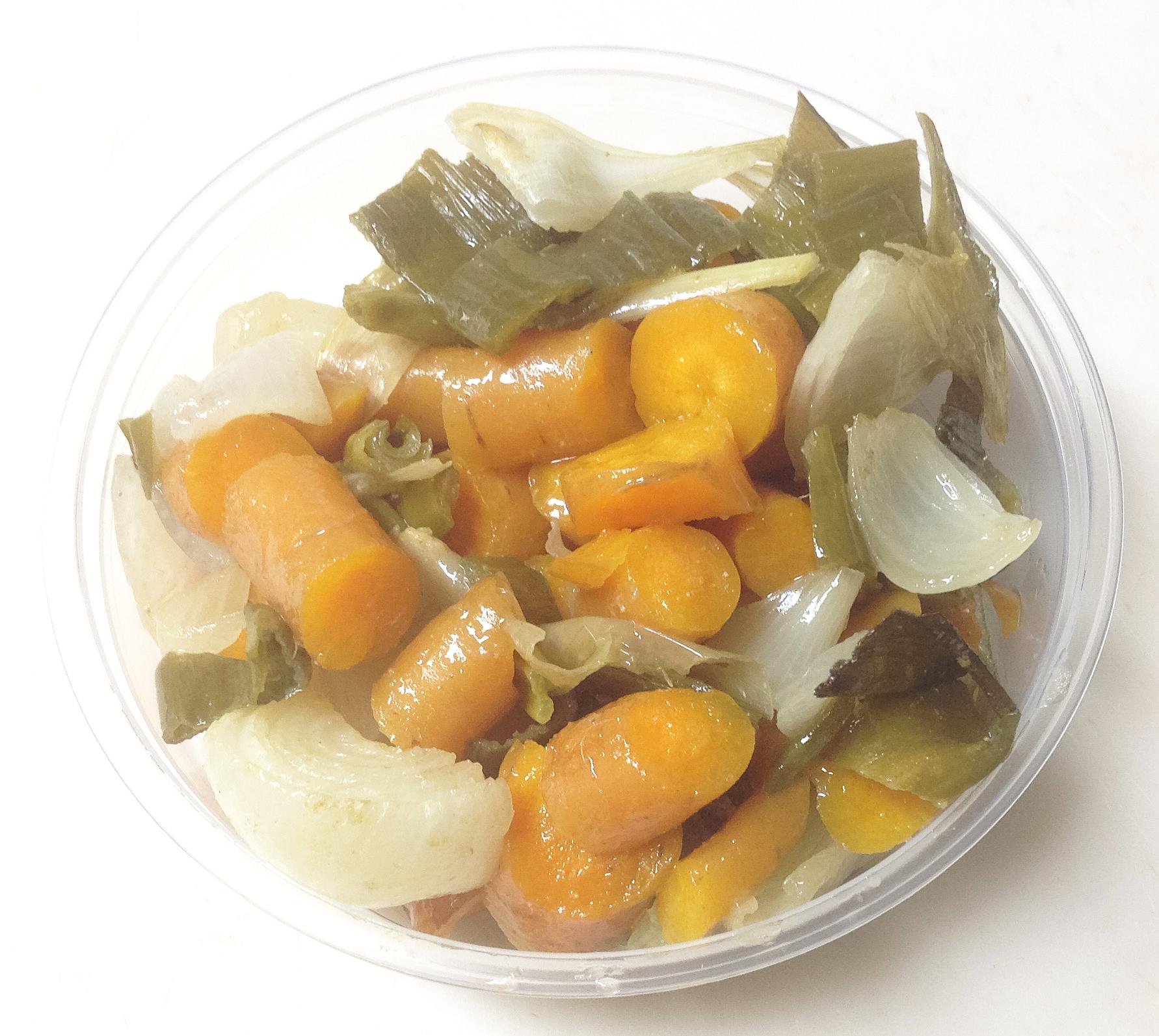 carrots and kombu