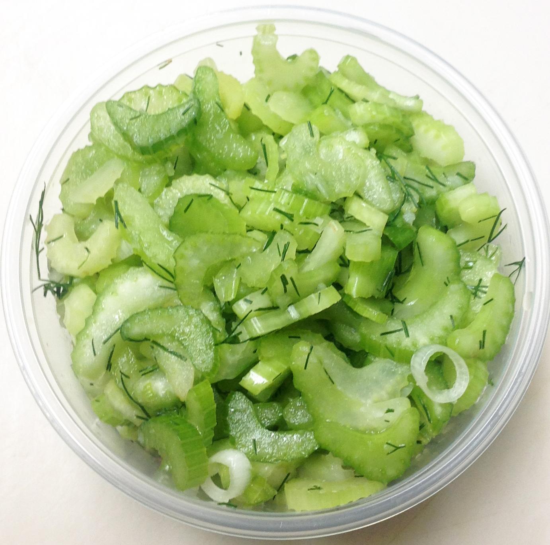 dill celery