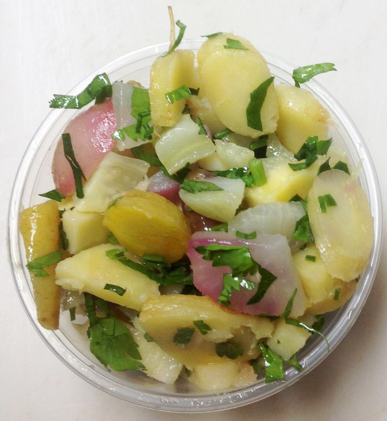 parsnip and radish