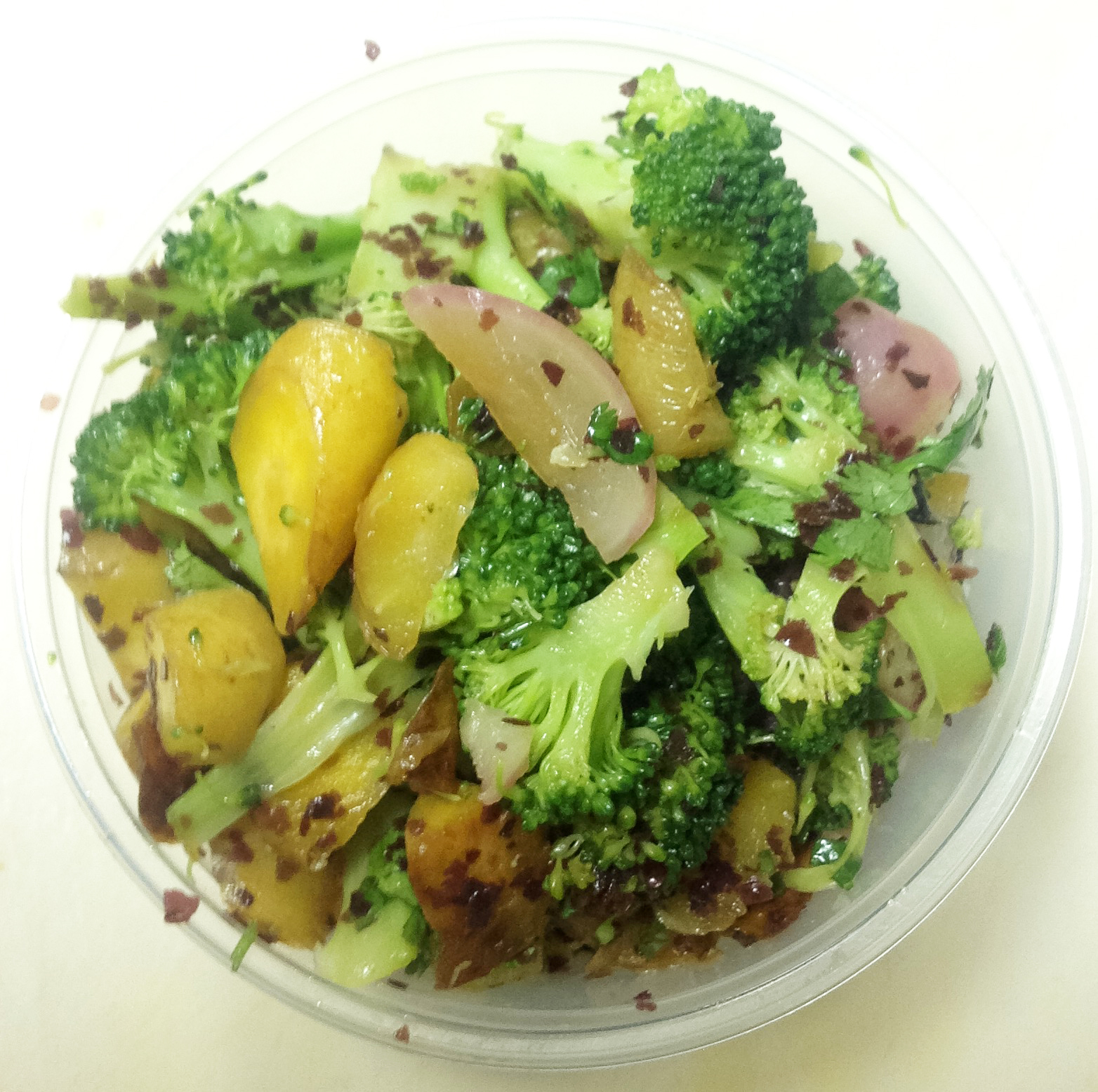 broccoli dulse
