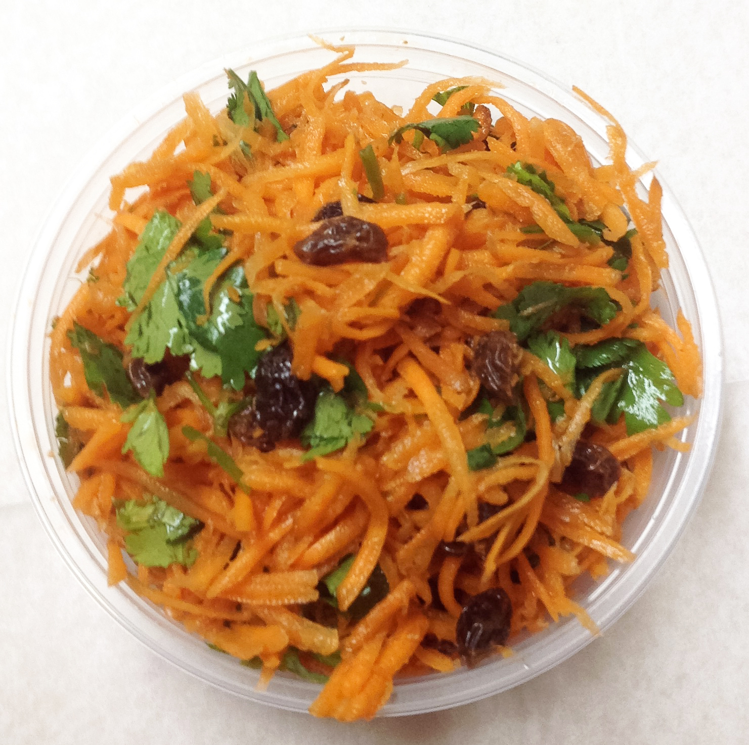 carrot-and-raisin