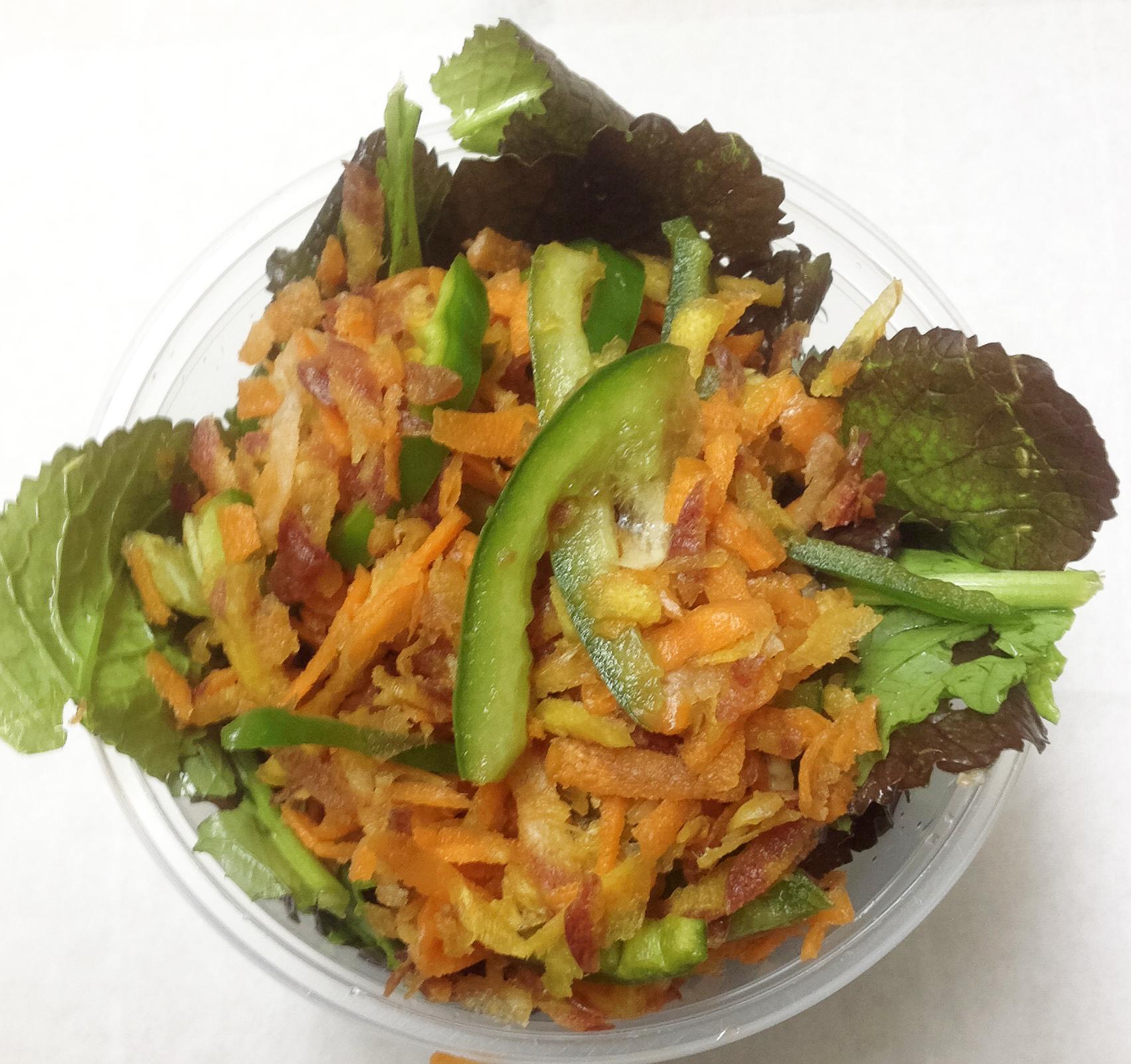 mustard-green-salad