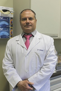 Podiatrist Albert J. Iannucci,