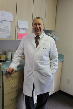Podiatrist Victor M. Nippert, Jr serving Kennett, Newark and Greenville, DE