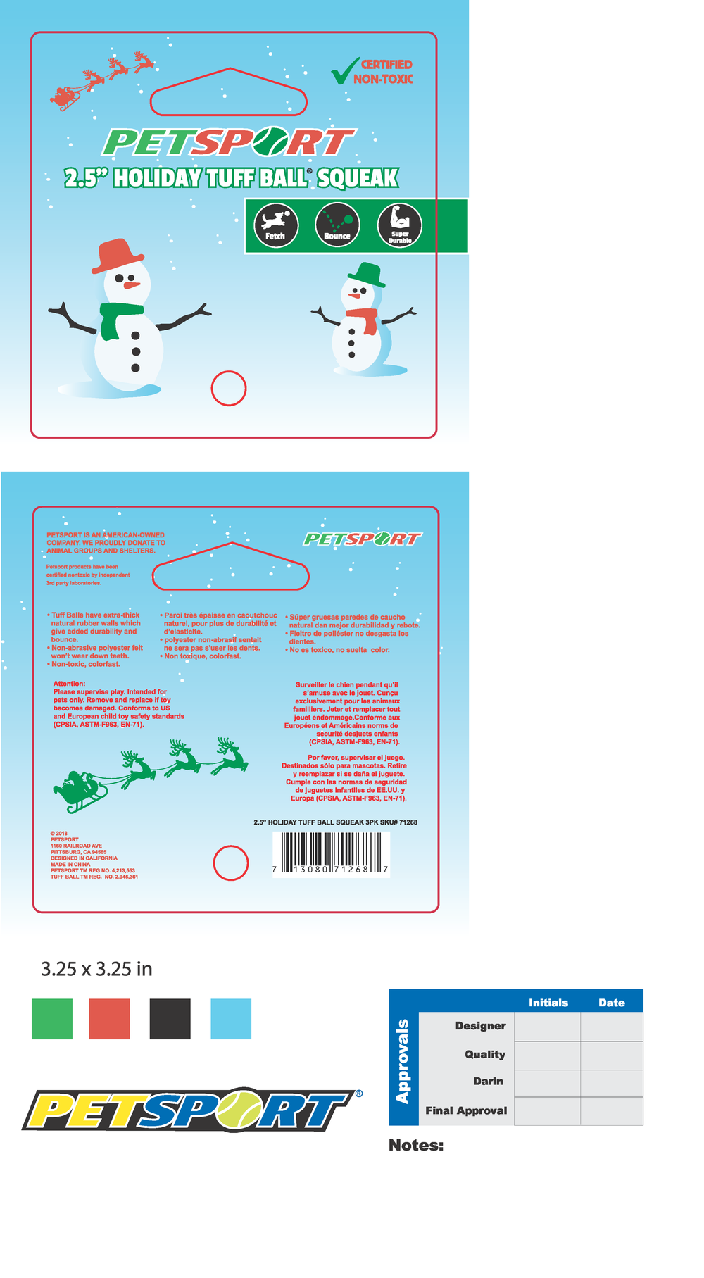 71268 2.5in Holiday Tuff Ball Squeak 6-29-18 All Outlines.png
