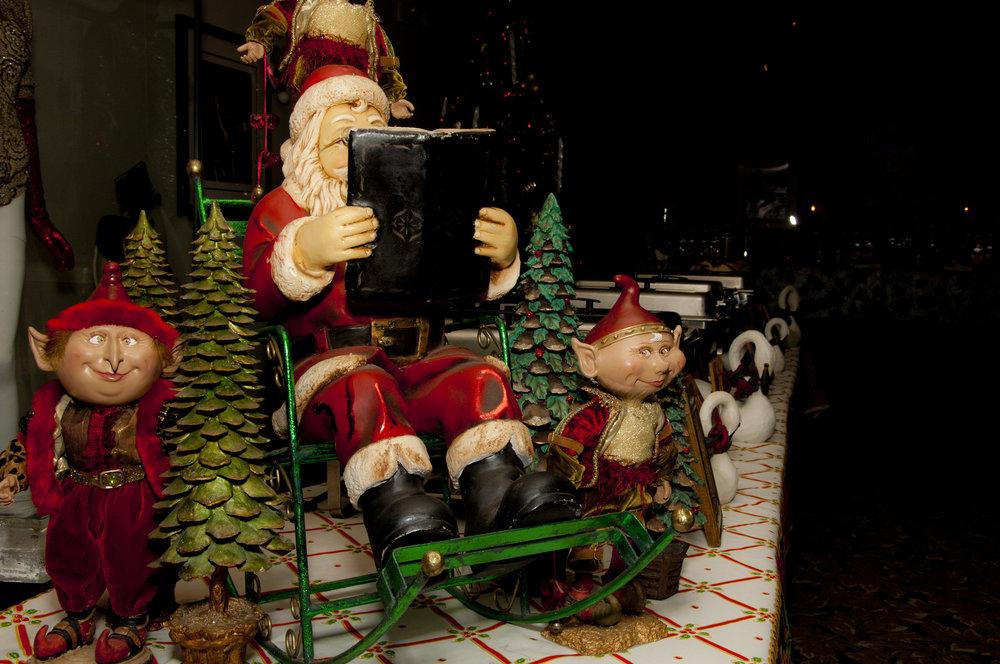 dr. christmas event -