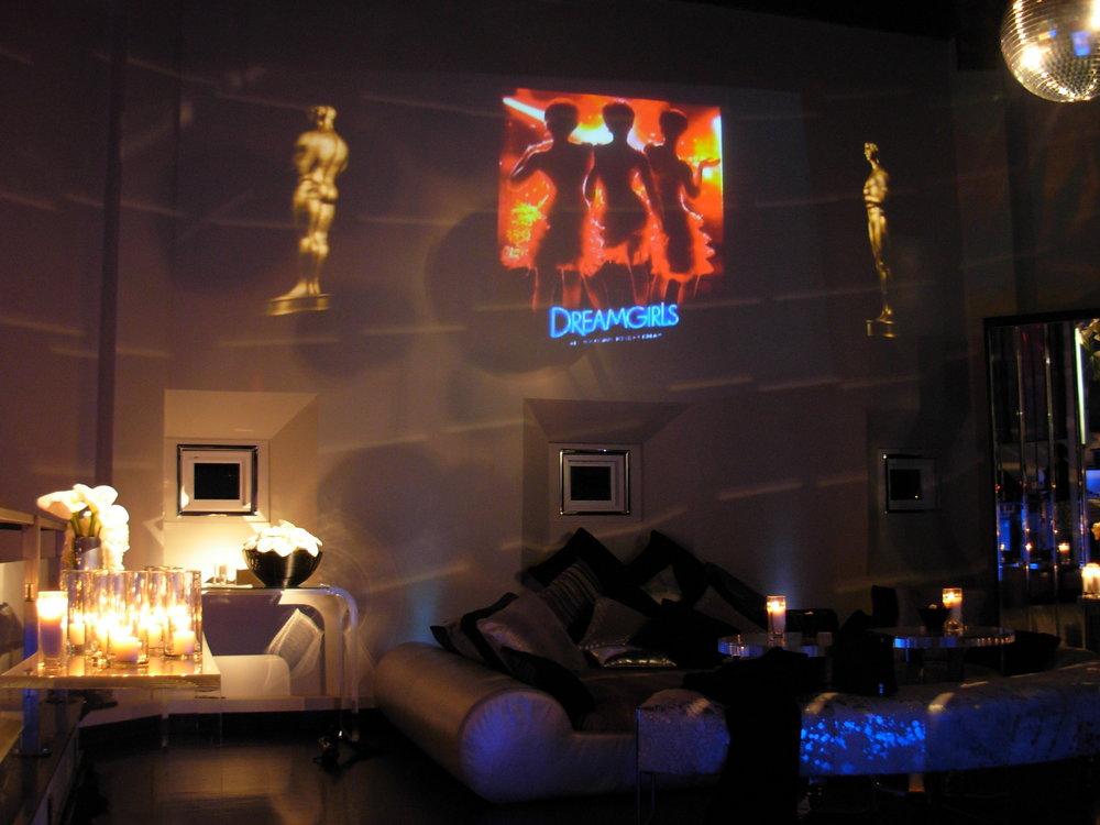 """dreamgirls"" Academy Awards Party -"