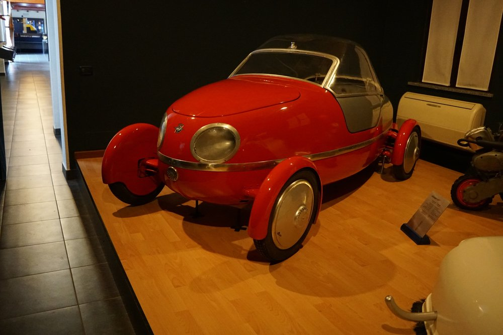 Undated microcar prototype!