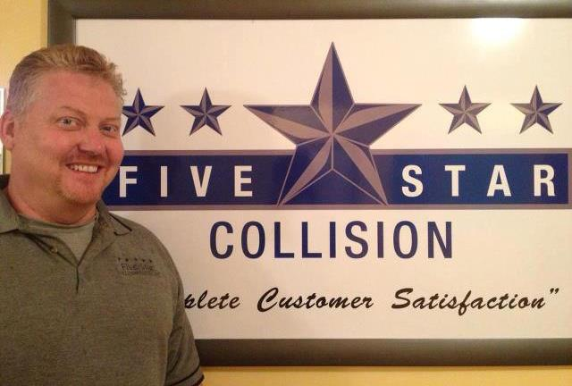 Family Owned - Paul and Lisa Russell, owners and operators of Five Star Collision, maintain high standards and provide quality customer service.We are a family-owned business repairing all types of foreign and domestic vehicles.  We have been doing auto collision/frame repair for over 30 years.
