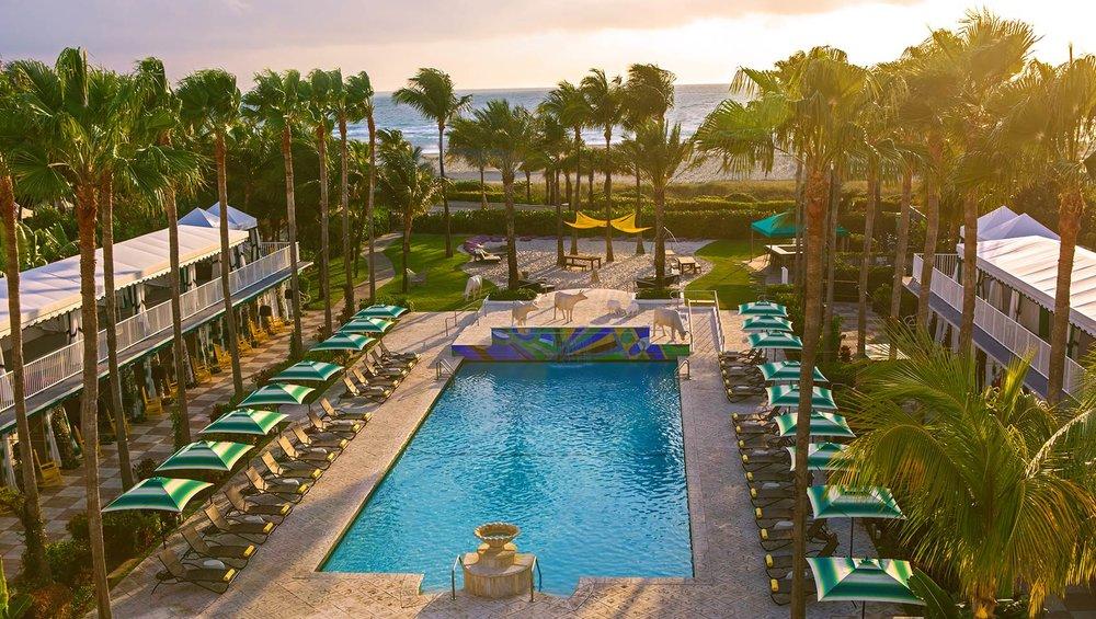 Kimpton Surfcomber Hotel - South Beach | Miami
