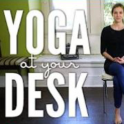 Yoga at your Desk (ohne Ton, Engl.)