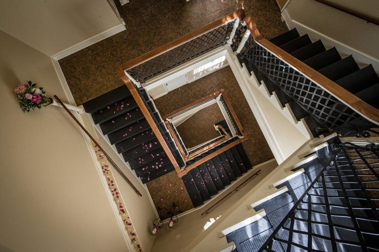 """""""The Hidden Staircase"""""""