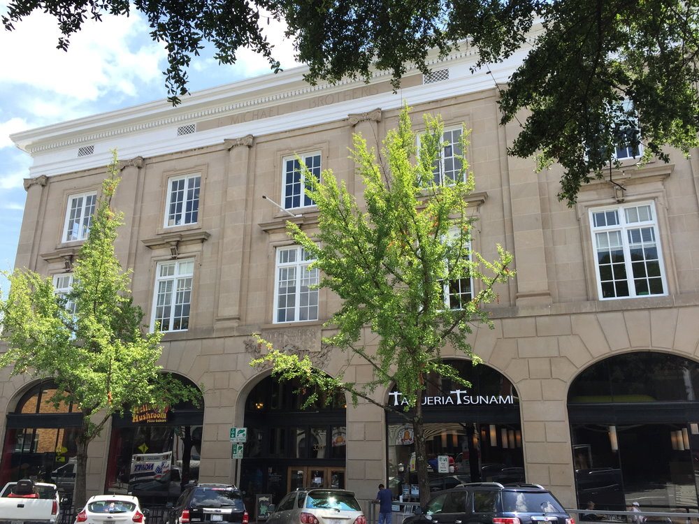 The Michael Brothers Building, Athens, GA