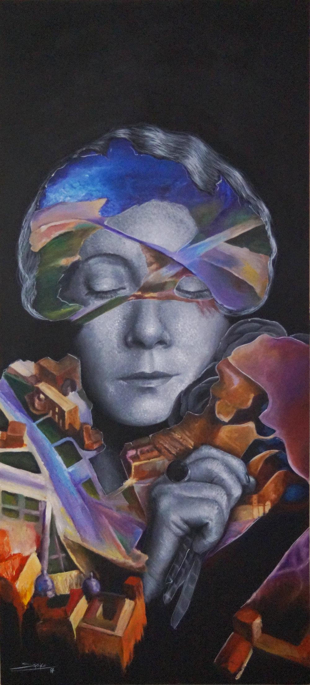 Margherita Acrylic-canvas 176x80cm 2017.jpg
