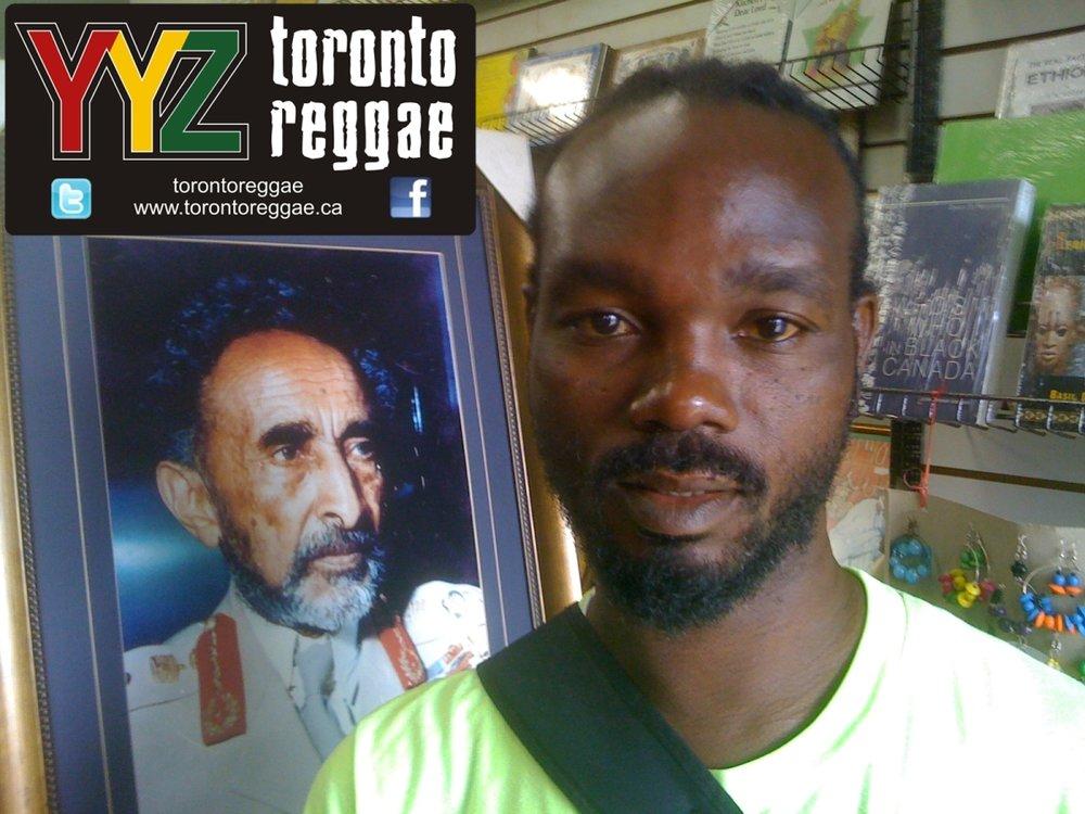 Cush Hunta Toronto August 2011
