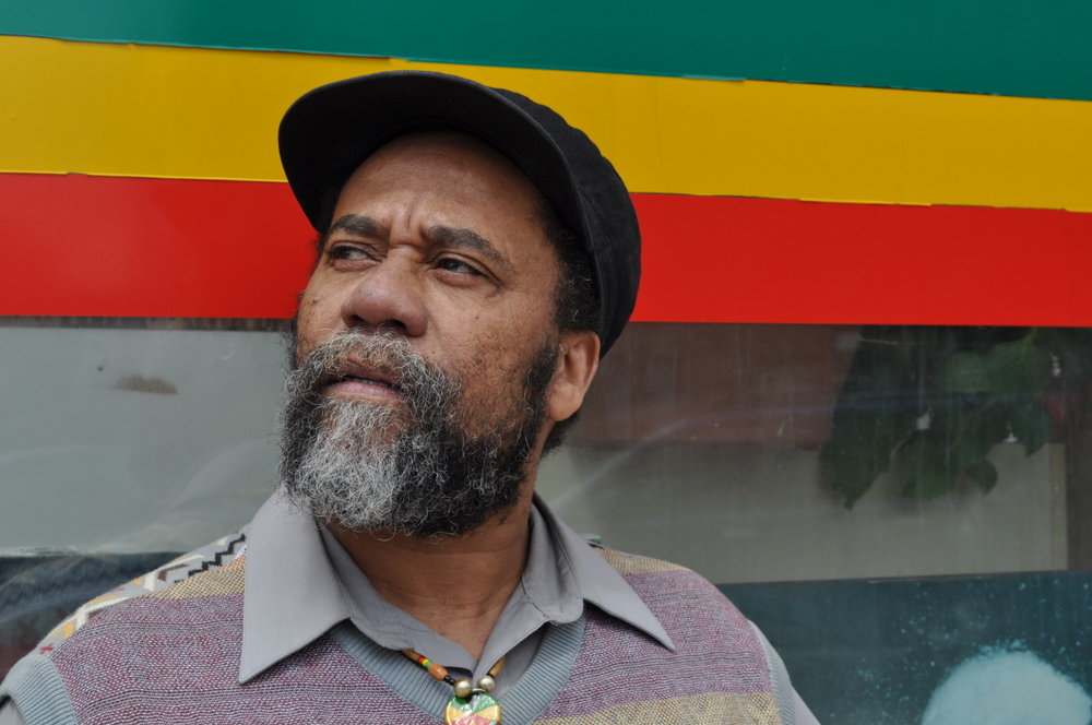 Reggae veteran Peter Rankin