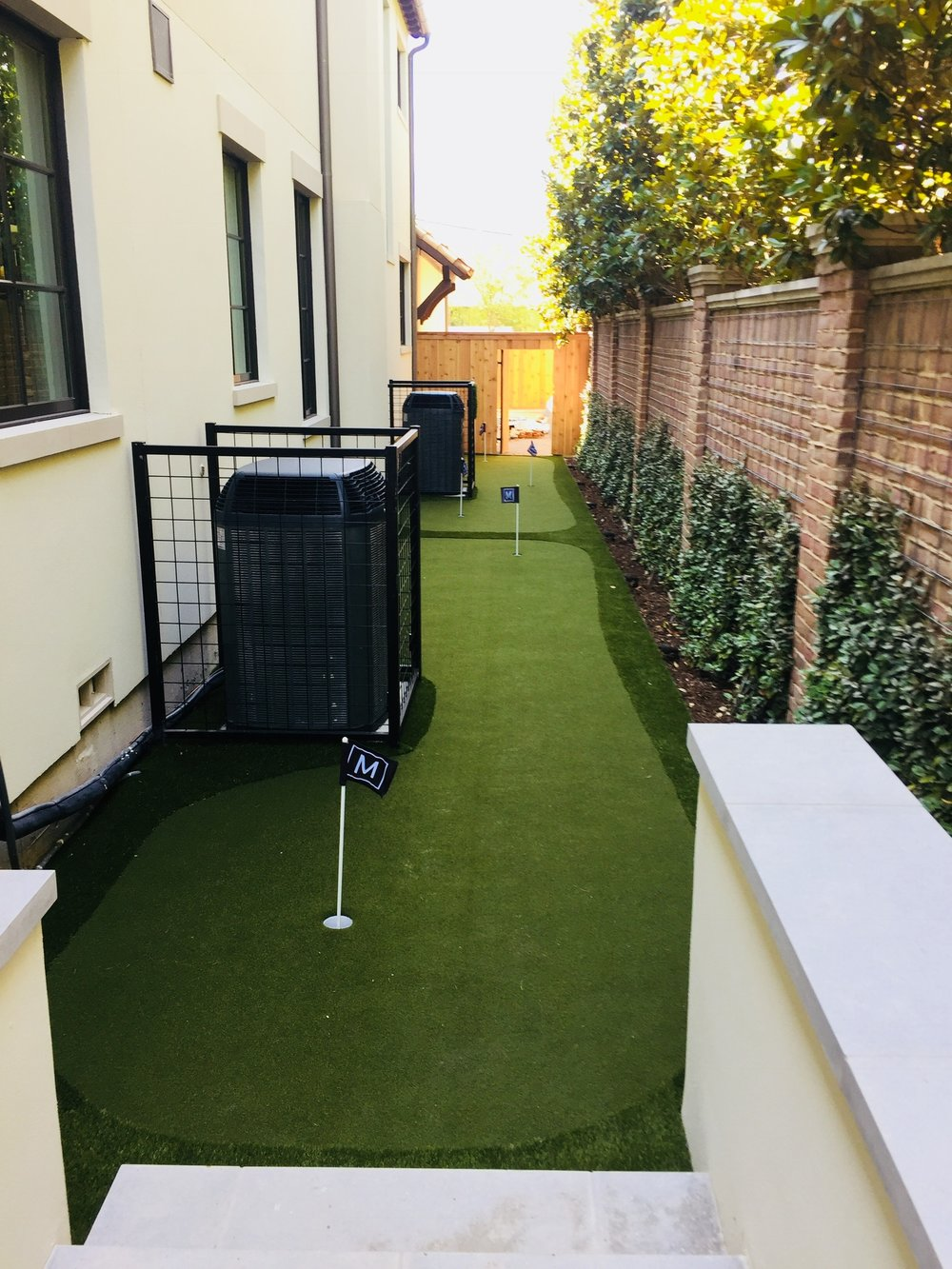 True Putt putting green