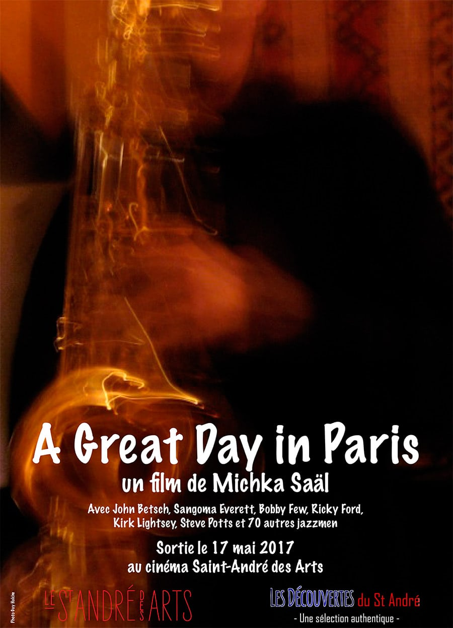 (Editor)A GREAT DAY IN PARIS (2015)