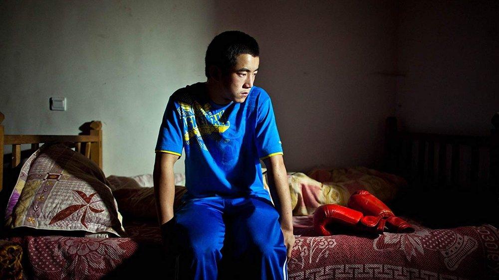 (Co-editor) CHINA HEAVYWEIGHT - Yung Chang
