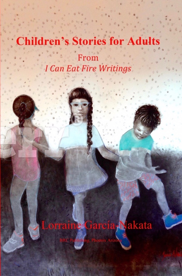 Author, Drawings, and Cover Design: Lorraine García-Nakata copyright: 2019