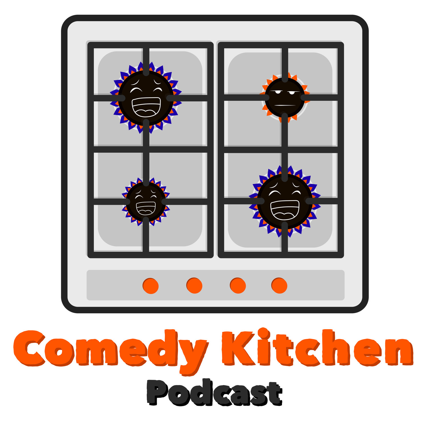 Comedy Kitchen #7 - Guest: James O'donoghue