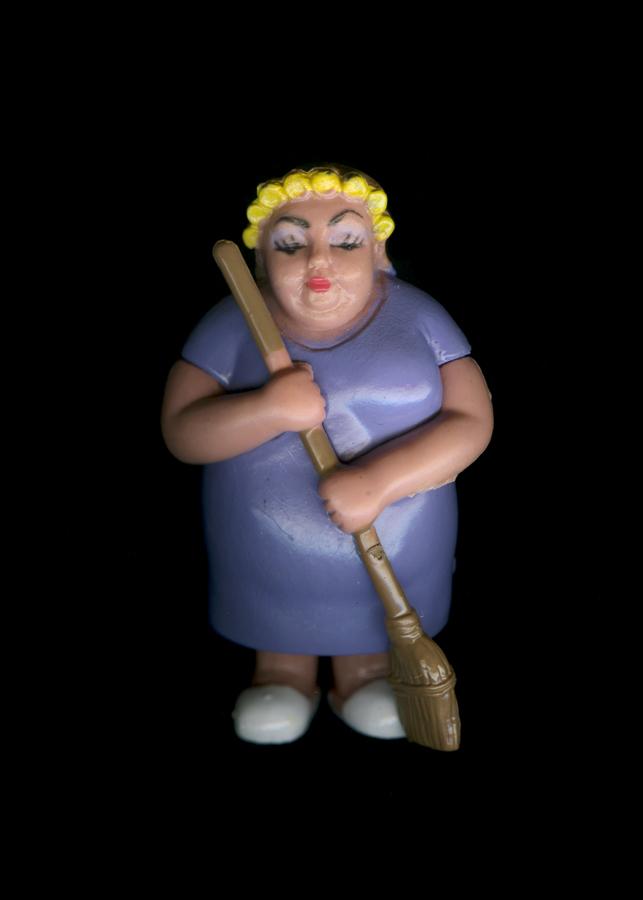 Moo Moo Ma (Homies Figurine)