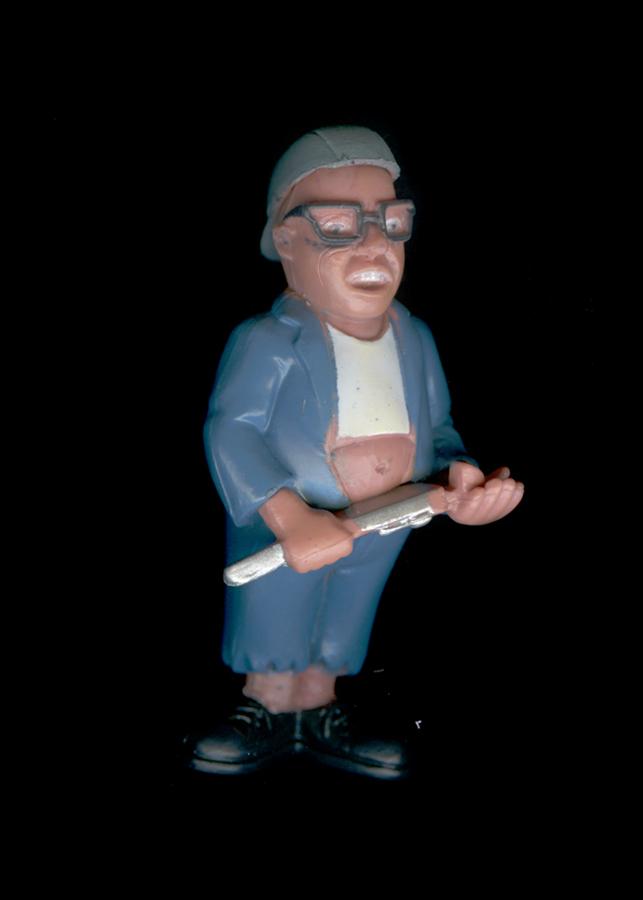 Golley Walley (Homies Figurine)