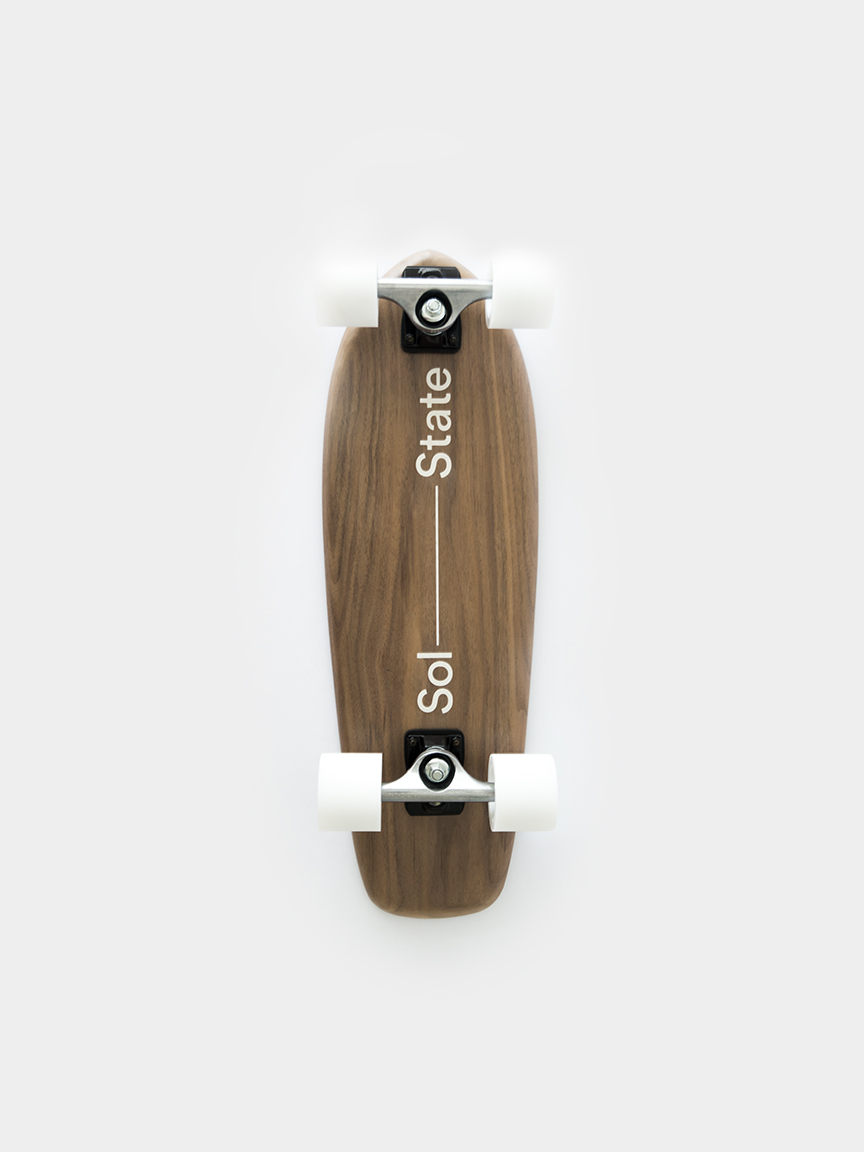 Cruiser Skateboard  Design