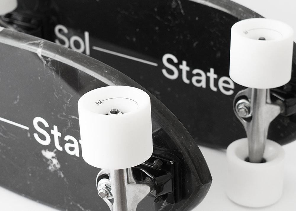 Marble Cruiser Skateboard Sol-State _004
