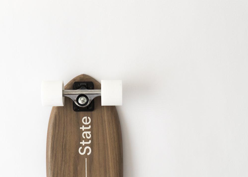 Cruiser Skateboard Sol-State _005